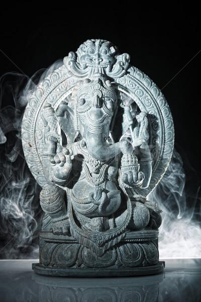 ganesh indian god Stock photo © tiero