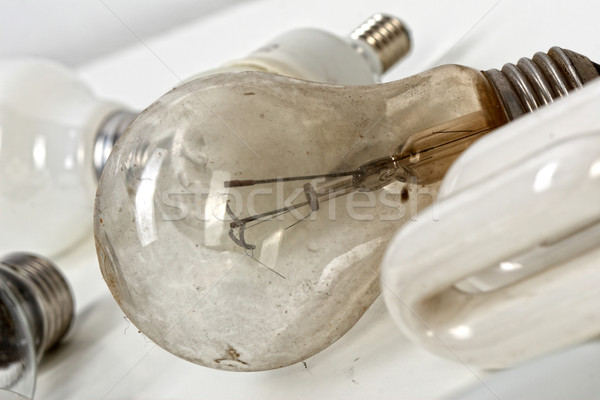 old light is obsolete Stock photo © tiero