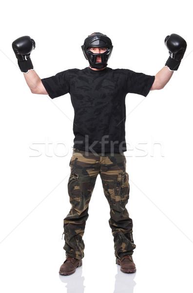 self defence sport Stock photo © tiero