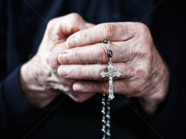 rosary Stock photo © tiero