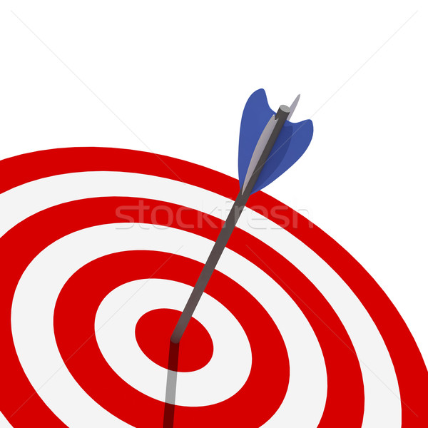 classic target Stock photo © tiero