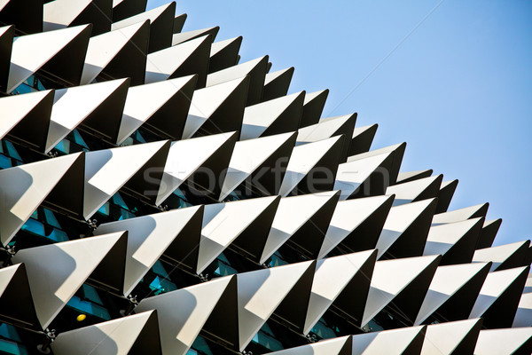 esplanade concert hall Stock photo © tiero