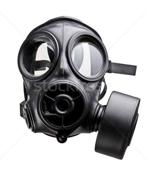gas mask Stock photo © tiero
