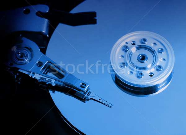 hard disk closeup 02 Stock photo © tiero