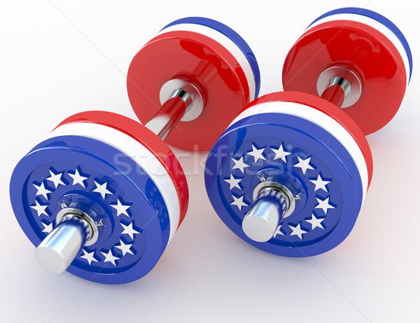american power Stock photo © tiero