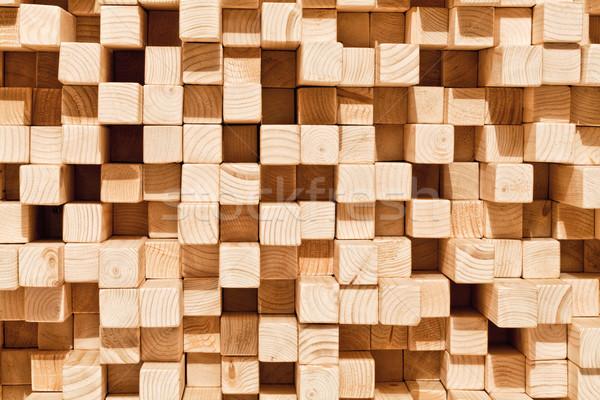 wood background Stock photo © tiero