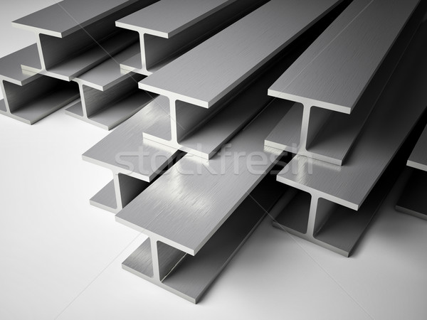 Structural steel Stock photo © tiero