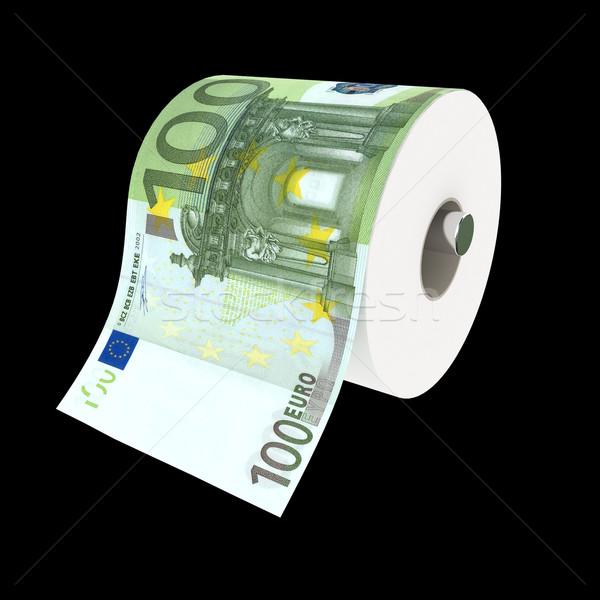 power of euro Stock photo © tiero