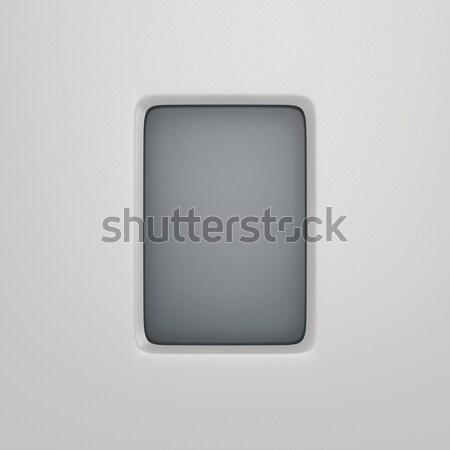 Porthole Stock photo © timbrk