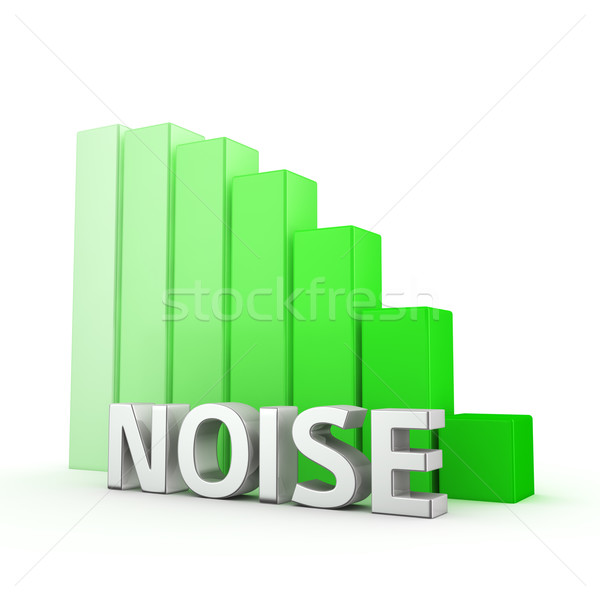 Reduction of Noise Stock photo © timbrk