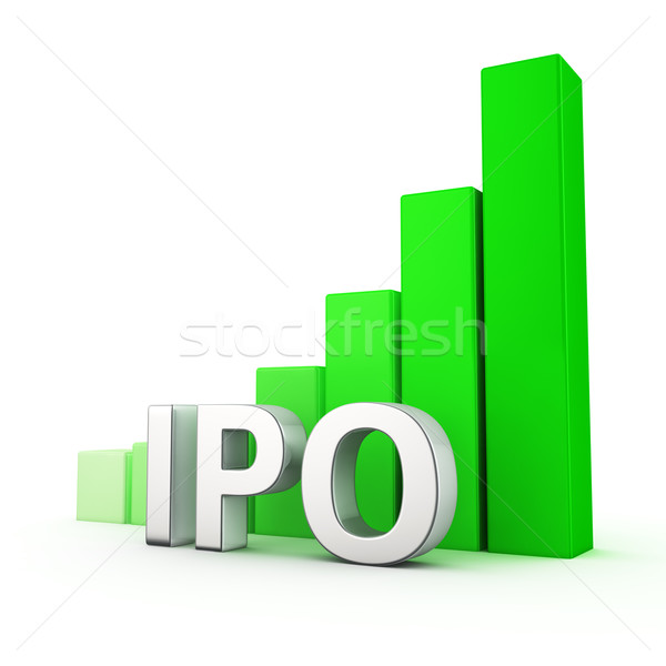 Growth of IPO Stock photo © timbrk