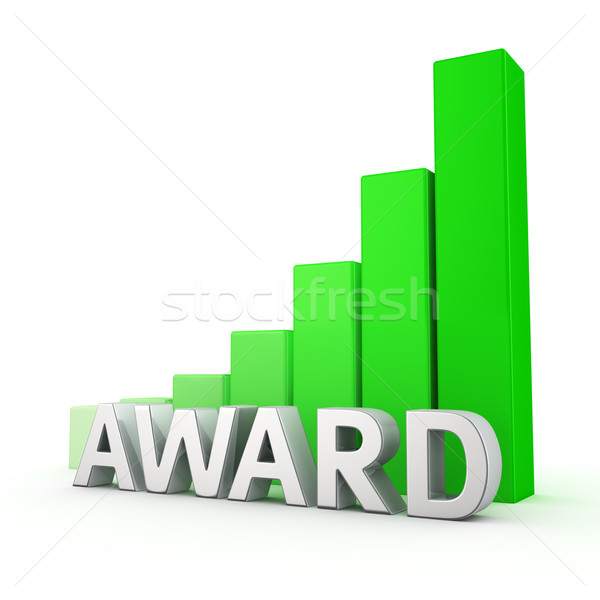 Growth of Award Stock photo © timbrk