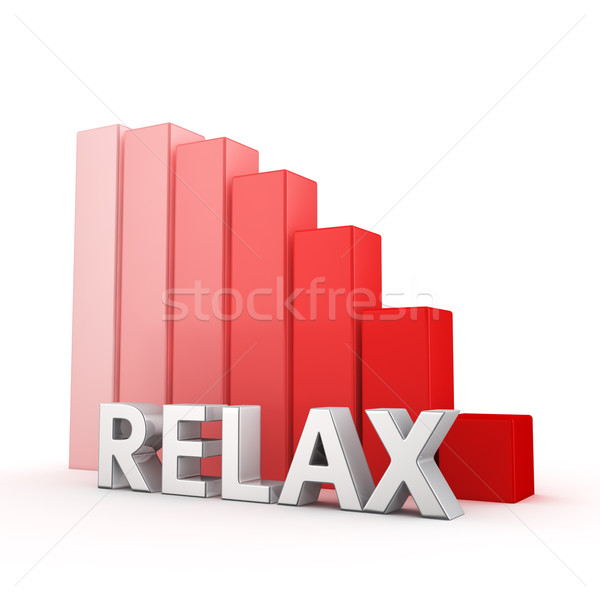 Stock photo: Reduction of Relax