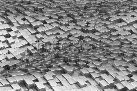 Cubic background Stock photo © timbrk