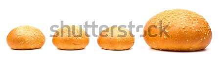 Big and small buns Stock photo © timbrk