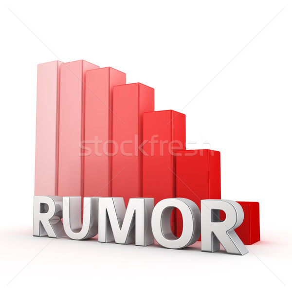 Reduction of Rumor Stock photo © timbrk