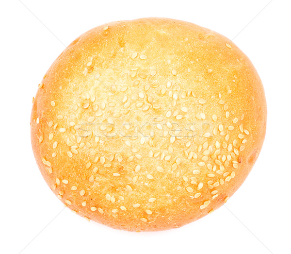 ごま 孤立した 白 パン 朝食 ストックフォト © timbrk