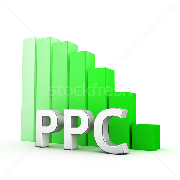 Reduction of PPC Stock photo © timbrk
