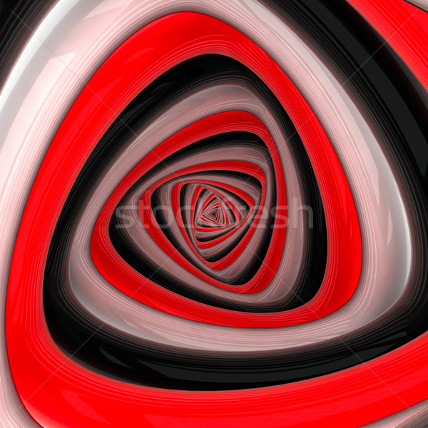 Vortice bianco nero rosso colori sfondo colore Foto d'archivio © timbrk