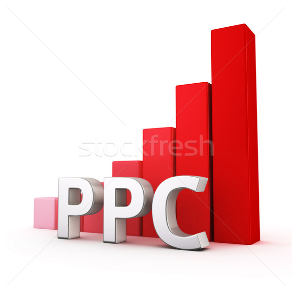 Growth of PPC Stock photo © timbrk