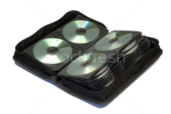 Data storage bag Stock photo © timbrk