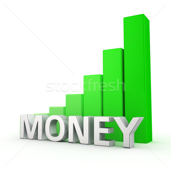Growth of Money Stock photo © timbrk