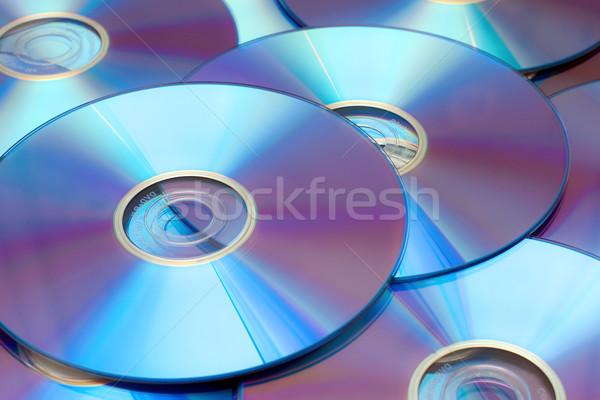 фон цвета данные СМИ дисков хранения Сток-фото © timbrk