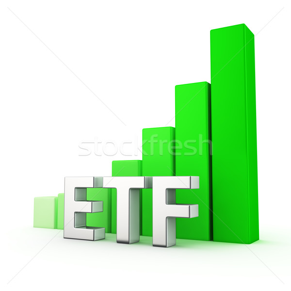 Growth of ETF Stock photo © timbrk