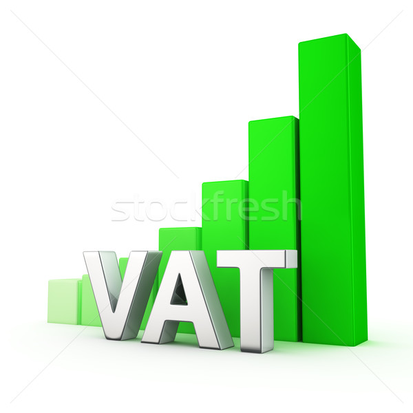 Growth of VAT Stock photo © timbrk