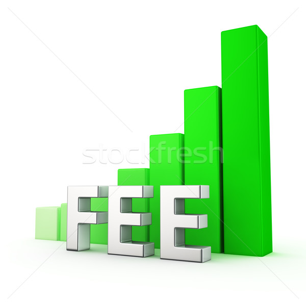Growth of Fee Stock photo © timbrk