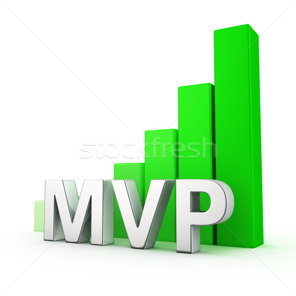 Growth of MVP Stock photo © timbrk