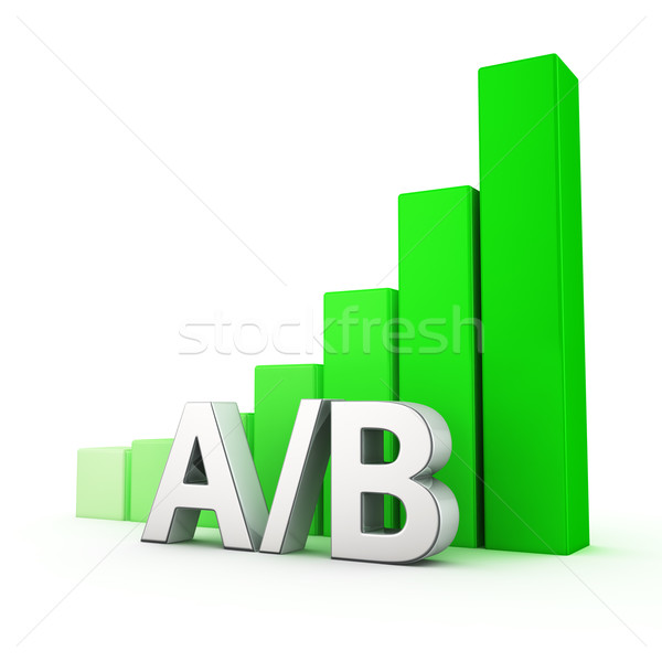 Growth of AB Stock photo © timbrk