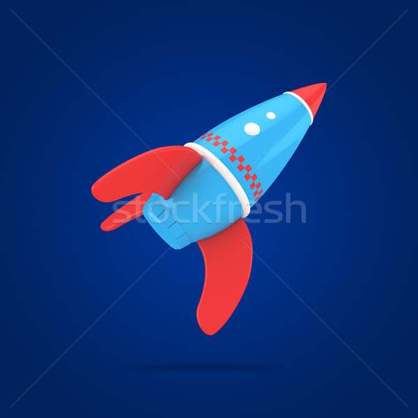 Rocket Stock photo © timbrk