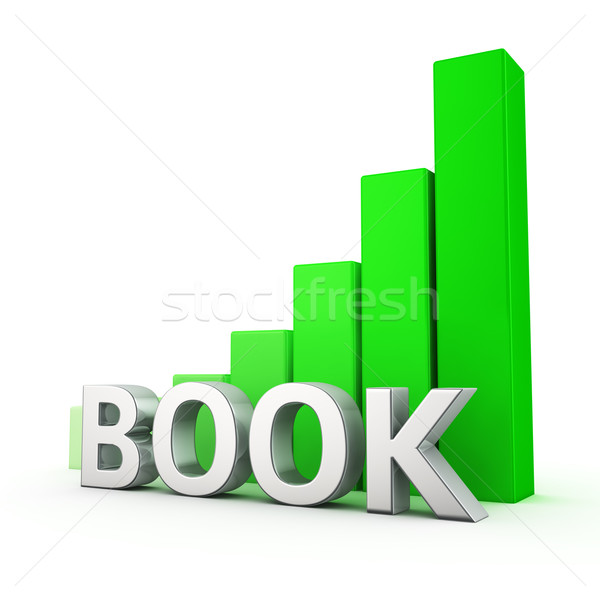 Growth of Book Stock photo © timbrk