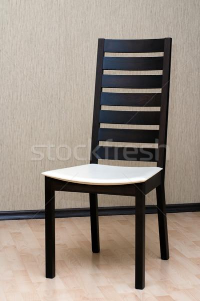 Председатель комнату новых современных свет мебель Сток-фото © timbrk