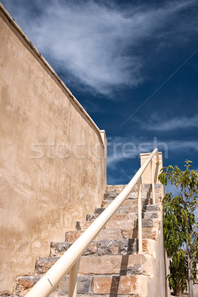 Stairway to heaven Stock photo © timbrk