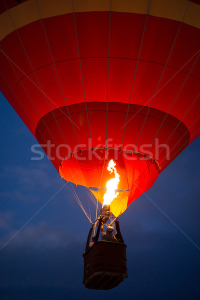 Air balloon Stock photo © timbrk