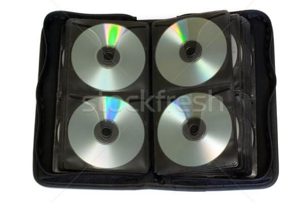 Disk bag Stock photo © timbrk