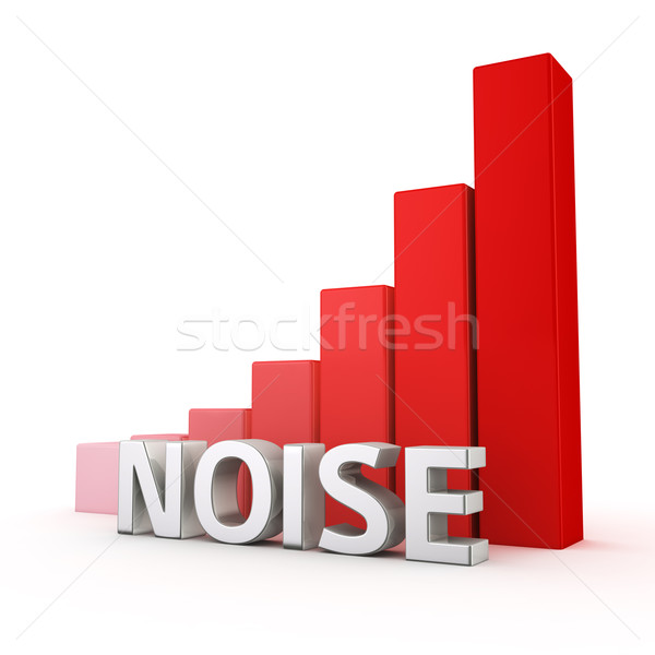 Growth of Noise Stock photo © timbrk