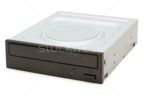 DVD-ROM drive Stock photo © timbrk