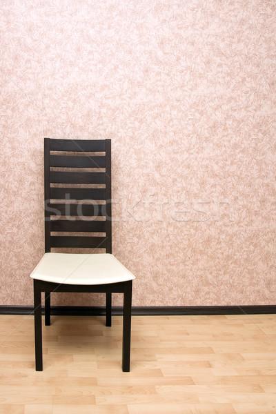 Modern chair Stock photo © timbrk