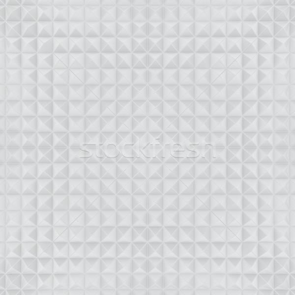 белый плитки текстуры фон шаблон цвета Сток-фото © timbrk