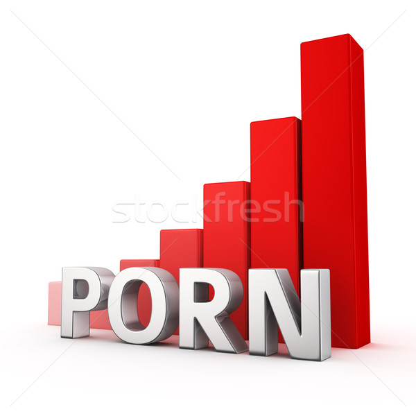 Growth of Porn Stock photo © timbrk