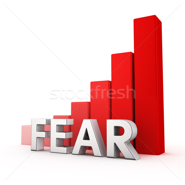 Growth of Fear Stock photo © timbrk
