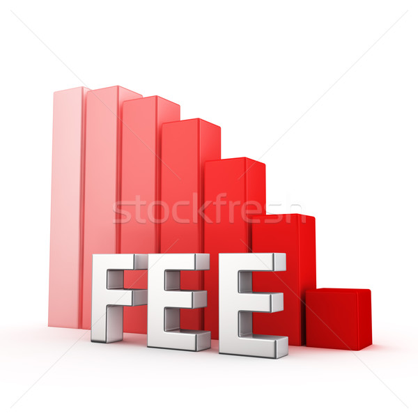Reduction of Fee Stock photo © timbrk