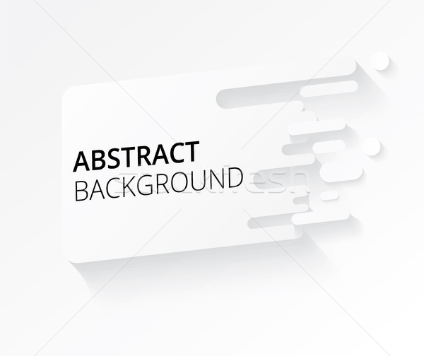 modern abstract white background. design elements. Stock photo © tina7shin