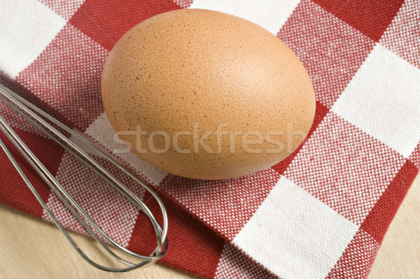 Libre huevo frescos saludable orgánico Foto stock © tish1