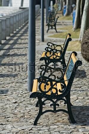 Foto stock: Ciudad · parque · naturaleza · calle · urbanas