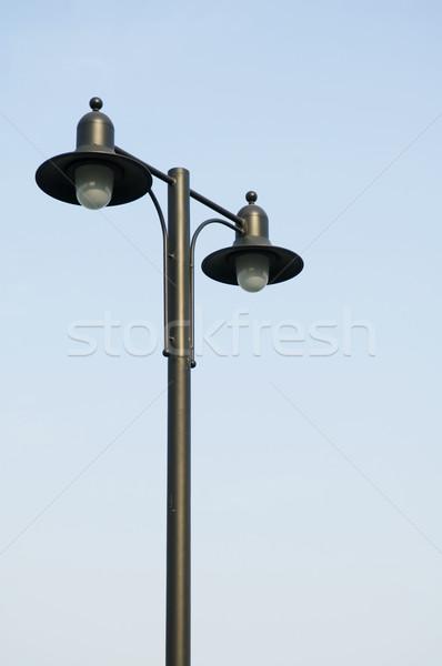 Lamp post Stock photo © tito