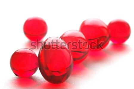 Vitamins-E Stock photo © tito